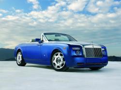 Rolls Royce oben ohne