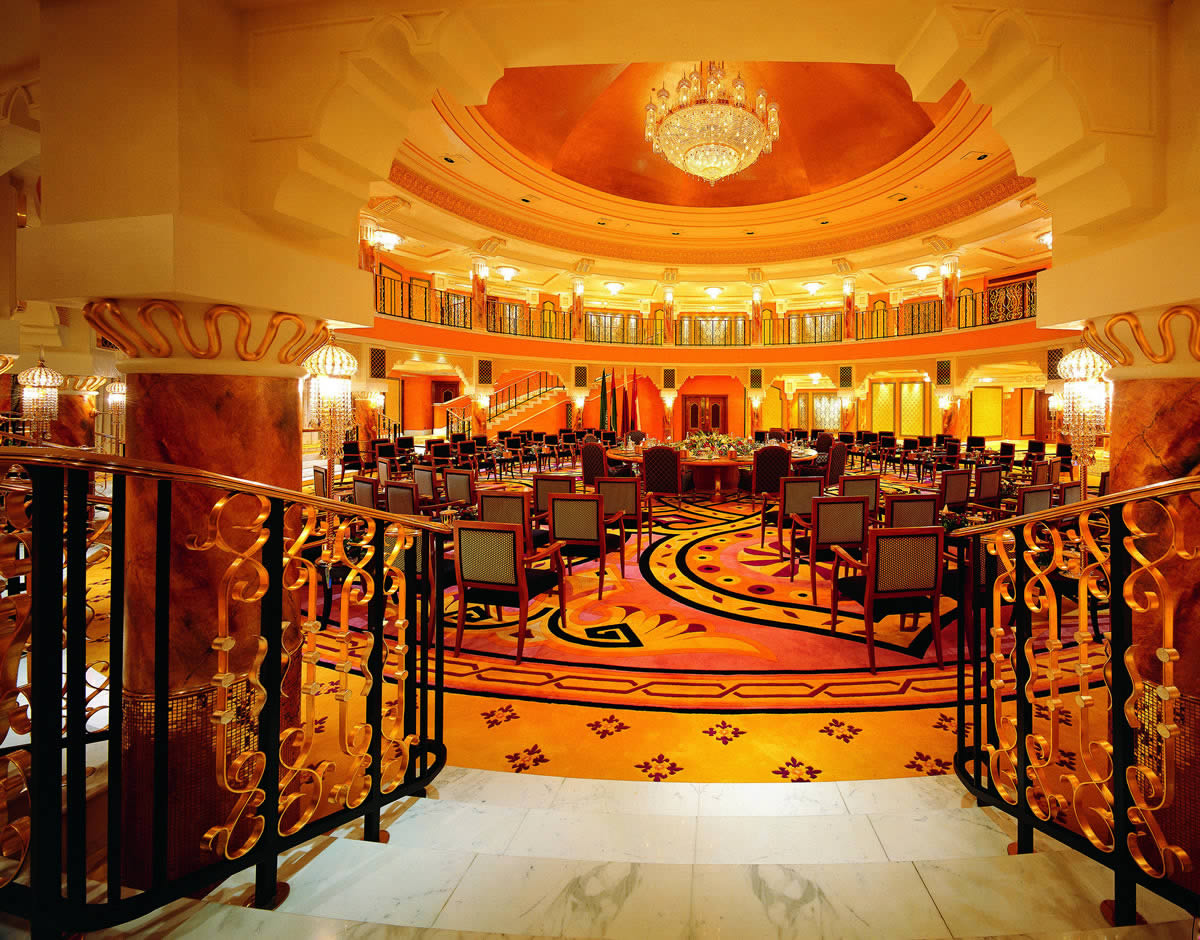 das luxuri seste und teuerste hotel der welt burj al arab