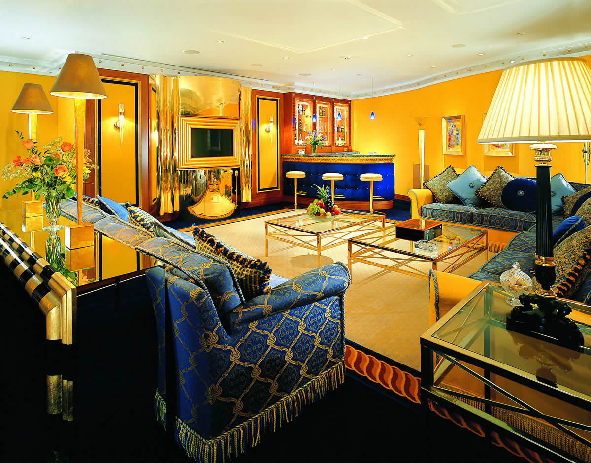 Burj Al Arab Zwei-Zimmer deluxe Suite