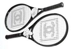 Tennisschläger von Chanel