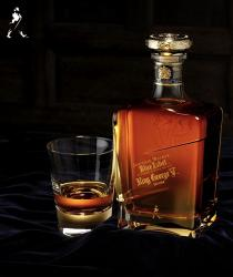 Johnnie Walker King George V Blue Label