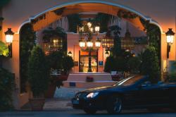 Las Dunas Beach Hotel & Spa Eingang