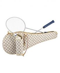 Louis Vuitton Damier Azur Badminton Set