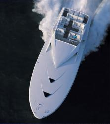 Magnum 80 Powerboot mit reichlich Platz