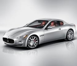 Maserati GranTurismo by Pininfarina