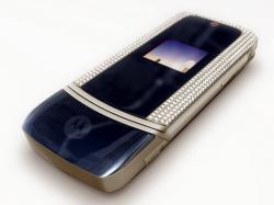 MOTOKRZR Elegance - 18 Karat Weißgold mit 325 Diamanten