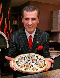Die teuerste Pizza der Welt