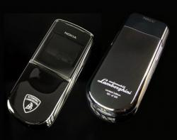 Nokia 8800 Lamborghini Limited Edition
