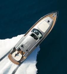 Pershing 72 - moderne Yacht mit reichlich Platz