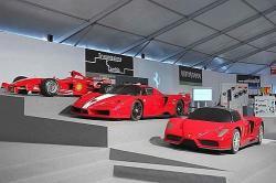 Ferrari FXX Millechili Conceptcar