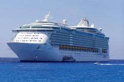Freedom of the Seas auf hoher See