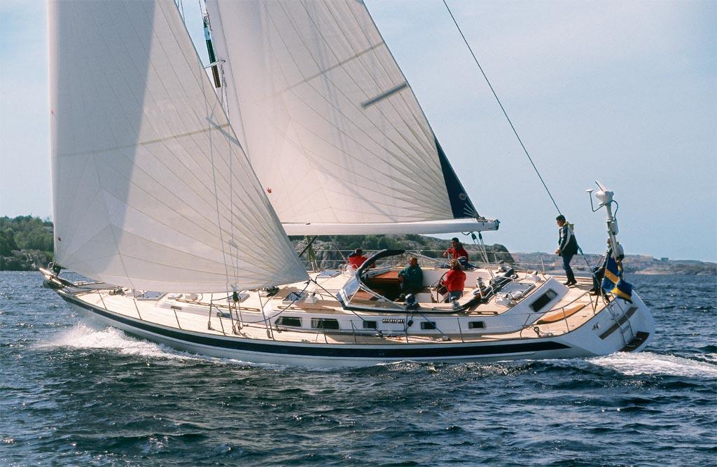 Die Sch 246 Nste Segelyacht Der Welt Richtigteuer De