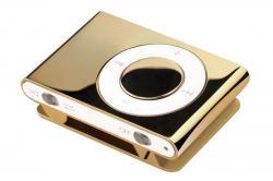 iPod shuffle Gold