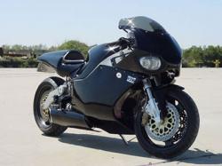 Das schnellste Serienmotorrad der Welt