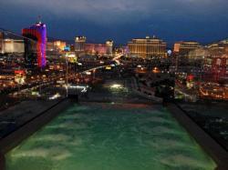 Sky Villa im Palms Casino Resort in Las Vegas