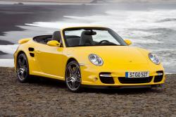 Porsche 911 Turbo Cabrio mit 480 PS