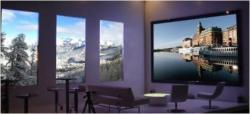 5-Meter Fernseher, Tecnovision Luxio 205