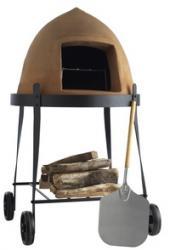 terrakotta pizzaofen. Black Bedroom Furniture Sets. Home Design Ideas