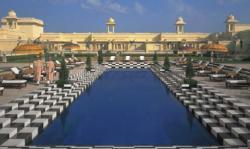 Das weltbeste Hotel - The Oberoi Udaivilas