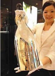 exklusivster Dom Perignon Champagner
