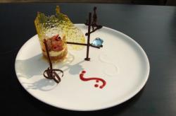 Fortress Aquamarin Dessert für $14.500