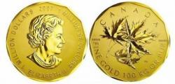 Die grösste Goldmünze der Welt