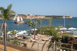 Nikki Beach - exklusiver Beachclub in Portimao in Portugal