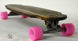 Das teuerste Designer-Skateboard