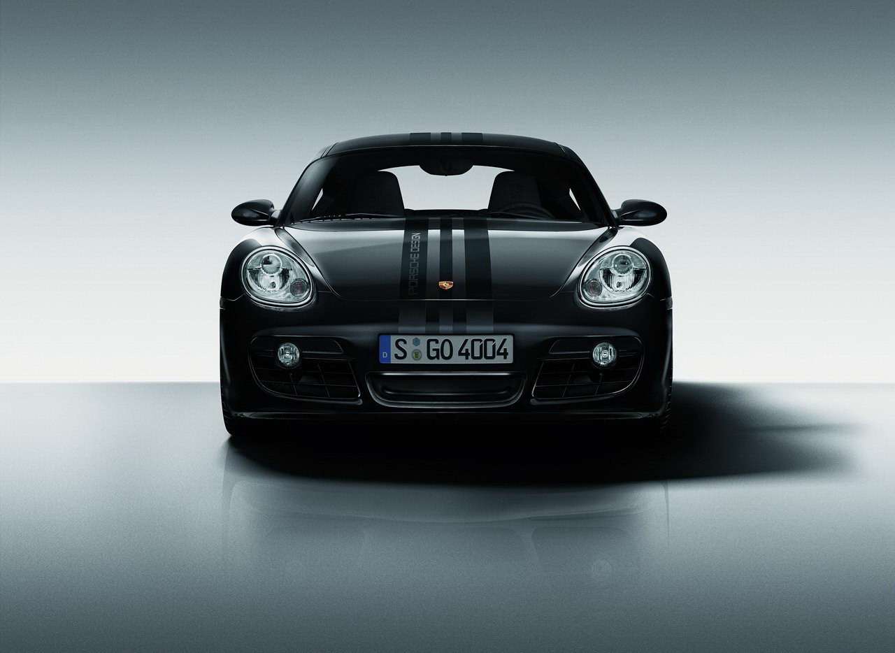 Porsche Cayman Tuning Pictures