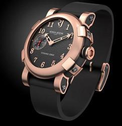 Uhren aus dem Rumpfmaterial der Titanik