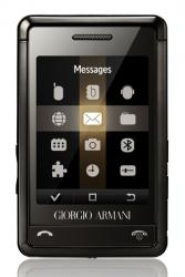 Armani-Samsung-Handy