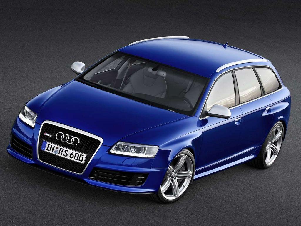 Audi Rs6 Werbung False At