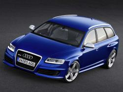 Audi RS6 Avant - Supersport-Kombi