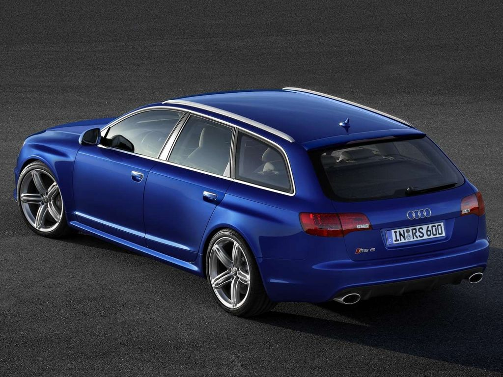audi rs6 avant supersport kombi. Black Bedroom Furniture Sets. Home Design Ideas