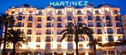 Penthouse im Hotel Martinez in Cannes