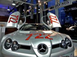 McLaren-Mercedes SLR 722 GTR