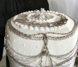 Platin Torte