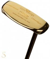 Sayn Design Putter Limited Gold Edition