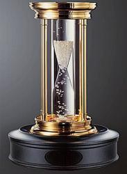 Stundenglas von De Beers