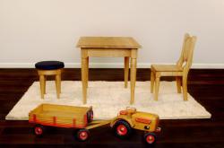 Tisch und Stuhl  von 4L - Little Lady und Little Lord