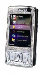 Nokia N95 Limited Edition mit Diamanten