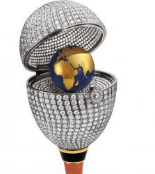 Fabergé Welten-Ei