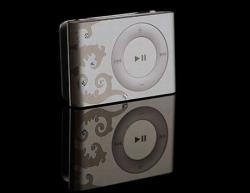 John Harrington iPod Shuffle mit Diamanten