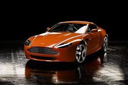 Aston Martin N400 Roadster und Coupé