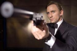 Daniel Craig als James Bond für $60 Millionen