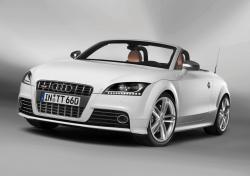Audi TTS Coupé und TTS Roadster