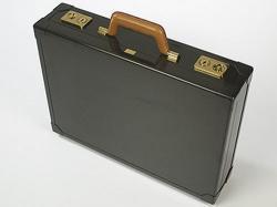 Hermes Kohlefaser Aktenkoffer