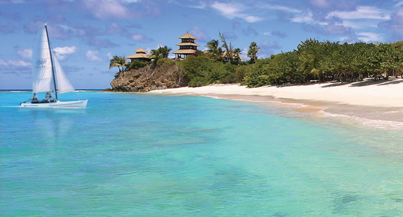 Necker island british virgin islands