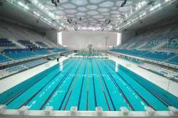 100 Millionen Euro Schwimmbad für Peking