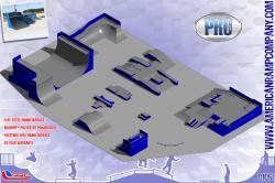 Der eigene Skate Park für 300.000 Dollar